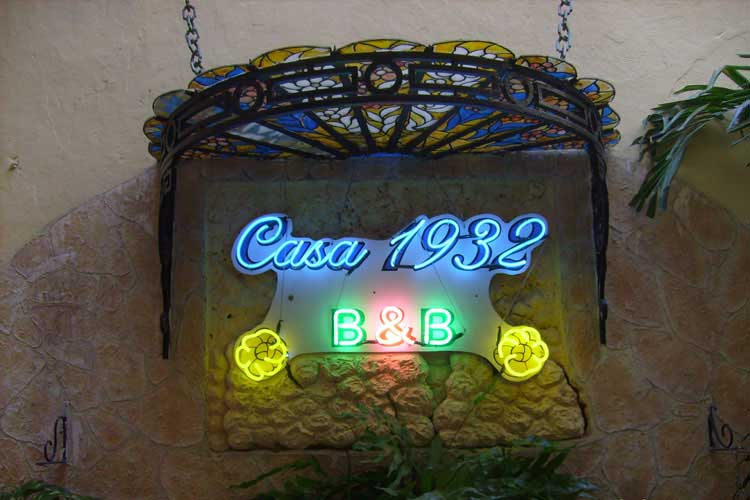Light Cartel of Casa 1932